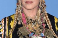 Madonna at the MTV