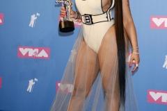 Nicki Minaj at the MTV