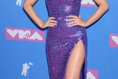 Olivia Munn aux MTV
