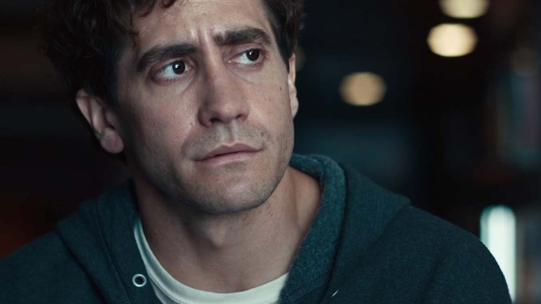 Jake Gyllenhaal And Ansel Elgort Can Be Seen In Crime