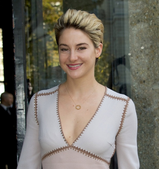 Shailene Woodley Thought About Stopping Acting After Divergent Wirewag