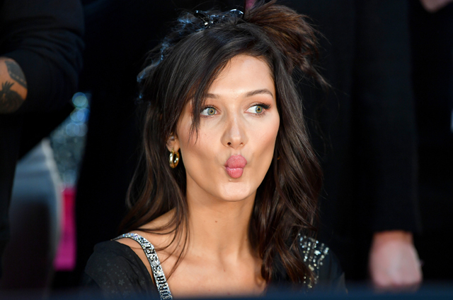 Bella Hadid will plant 600 trees to compensate for the harm from ...
