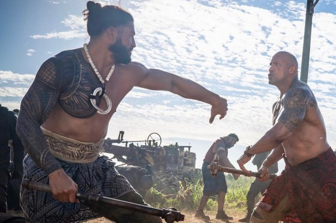 Image result for joe anoa'i hobbs and shaw