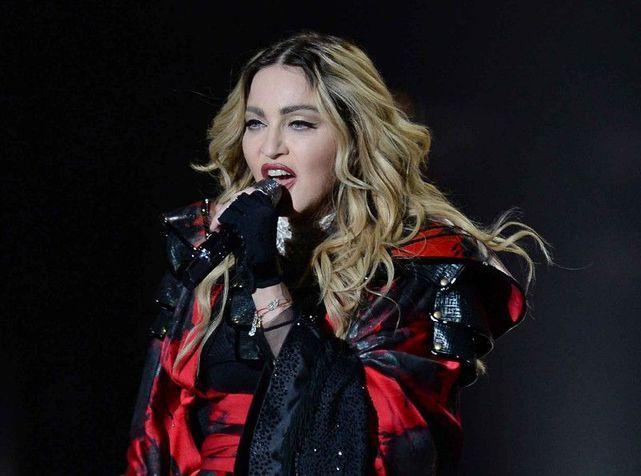 Madonna eurovision 2020