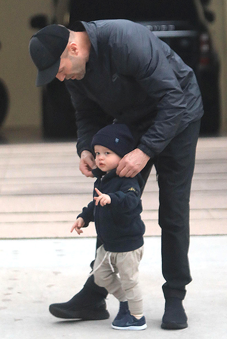 Fast and the Furious: Jason Statham teaches his son to ...