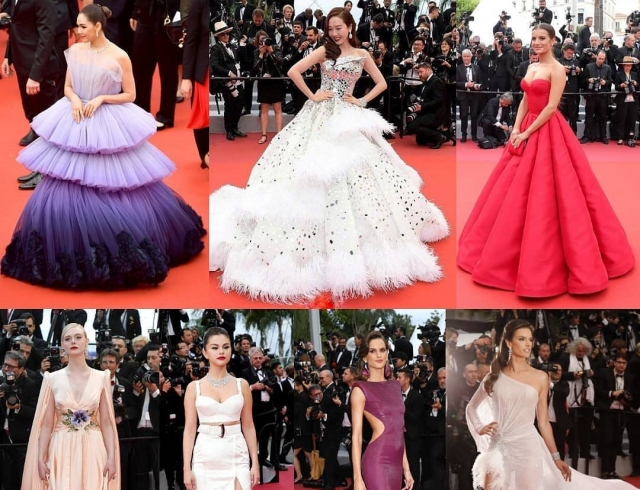 2019 Cannes Film Festival Opening Ceremony
