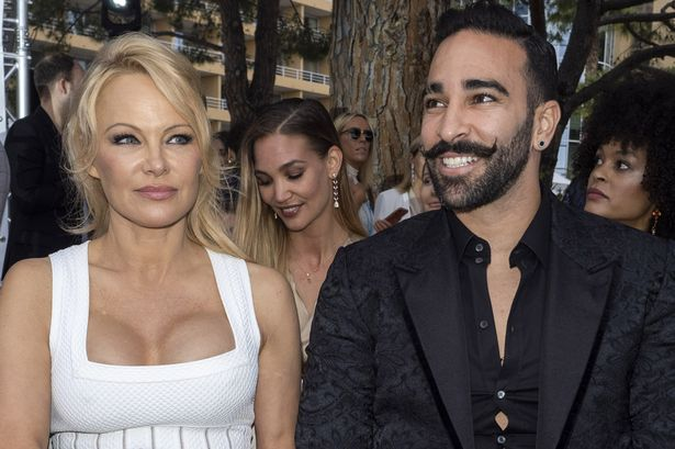 Pamela Anderson accuses ex of cheating in message on social