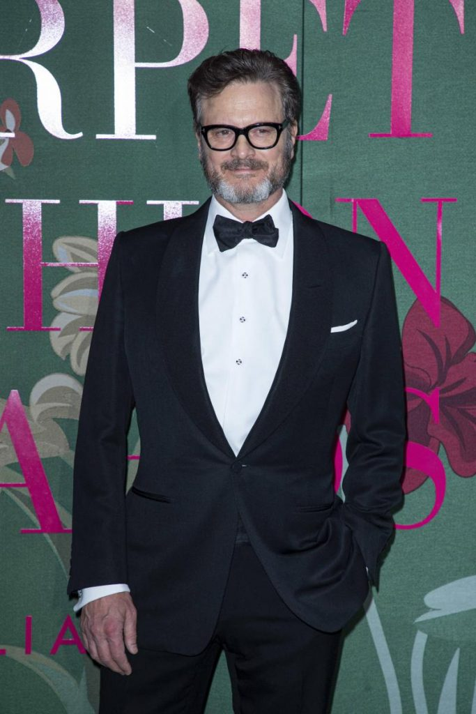 Colin Firth divorces h...