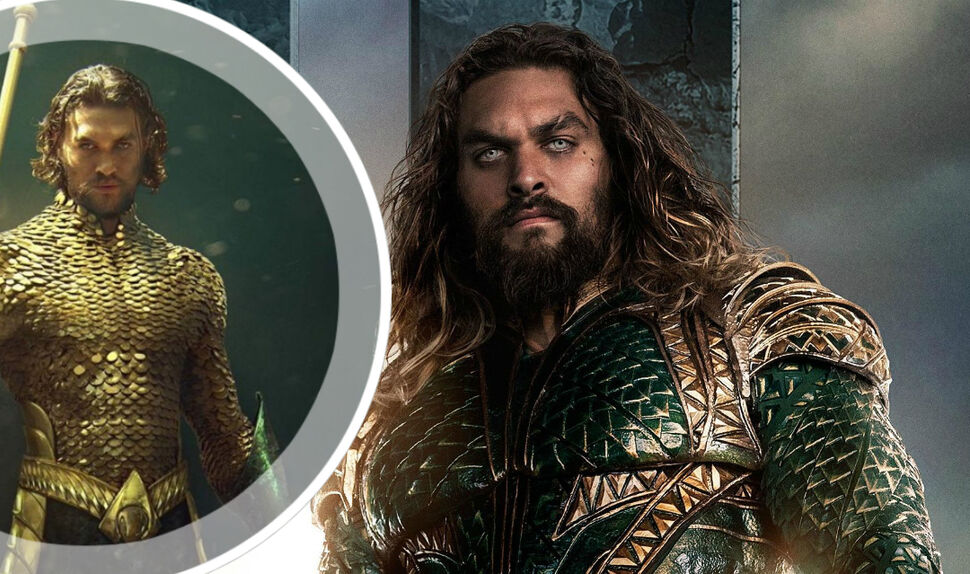 It Looks Even Better Aquaman S Short Hair Concept Art Appeared On The Web Wirewag