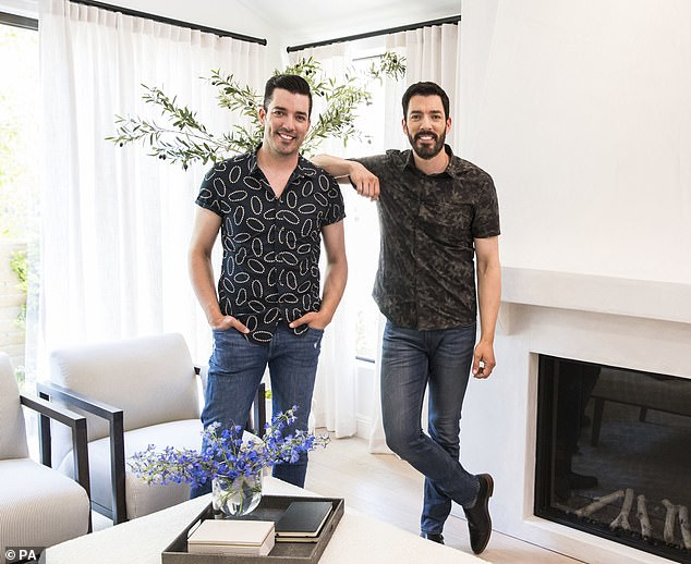Brad Pitt And Viola Davis Join Property Brothers In A New Program Wirewag