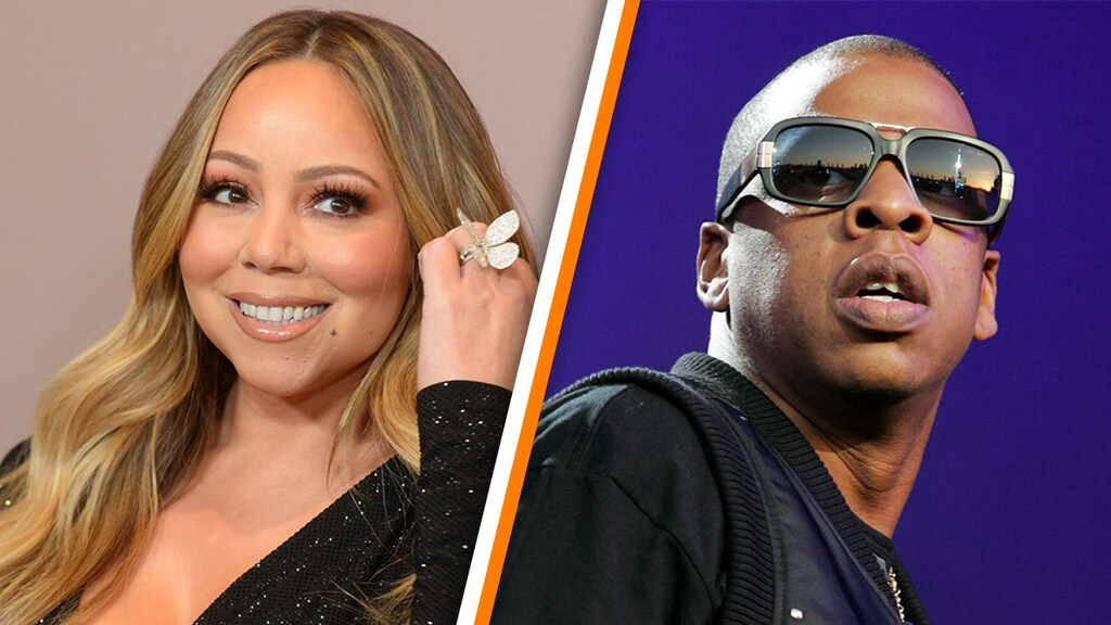 Mariah Carey Puts Career In JAY-Zs Hands, Officially